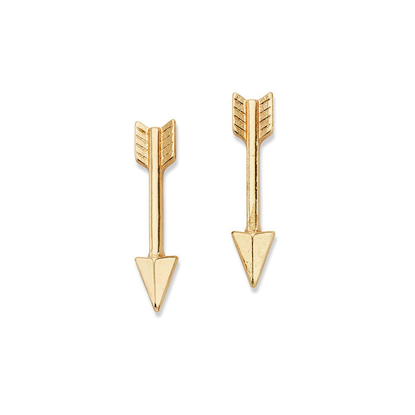 Arrow Straight Earrings - 7 Charming Sisters, LLC
