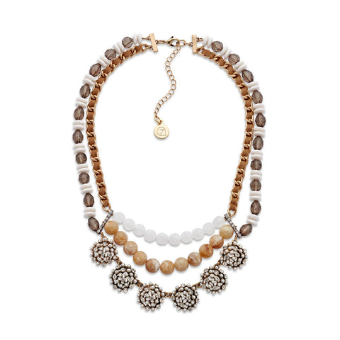 Bead Me Up Necklace - 7 Charming Sisters, LLC