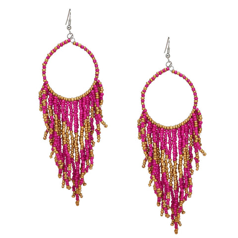 Boho Babe Earrings - 7 Charming Sisters, LLC