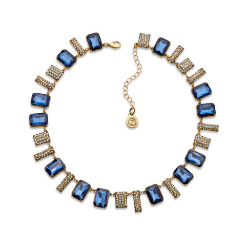 Cut to the Chase Necklace - 7 Charming Sisters, LLC
