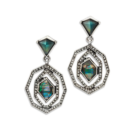 Dress for Yourself Earrings - 7 Charming Sisters, LLC