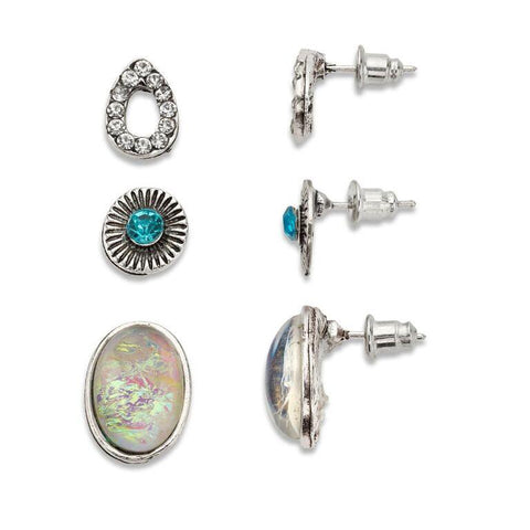Hidden Gem Earring Set - 7 Charming Sisters, LLC