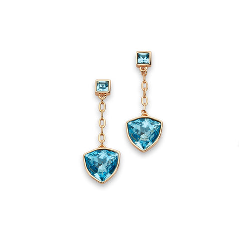 Sapphire Starlet Earrings-earrings-Jessica-7 Charming Sisters, LLC