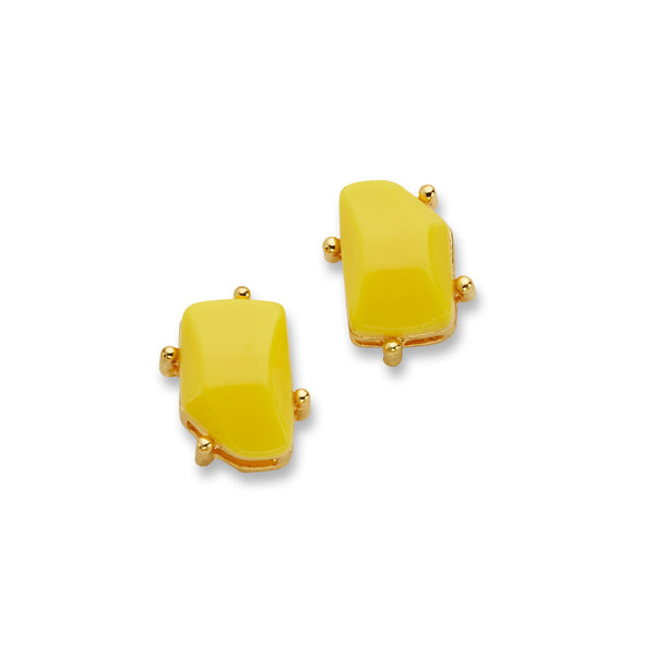 Taking Names Earrings-earrings-Jessica-Yellow-7 Charming Sisters, LLC