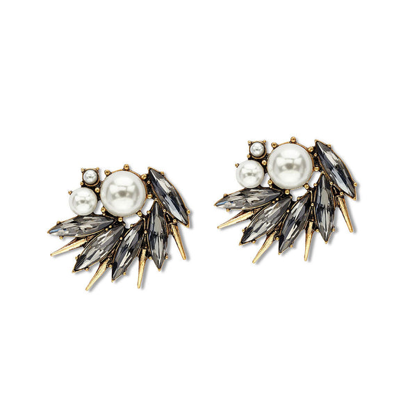 Edge n Elegance Earrings - 7 Charming Sisters, LLC