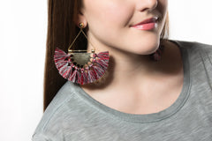 Float Like A Butterfly Earrings