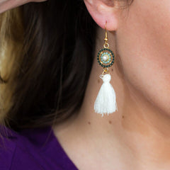 Polar Pomp n Circumstance Earrings