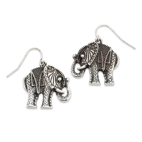 L'phant Earrings - 7 Charming Sisters, LLC