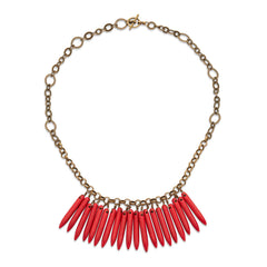 Red Madrid Necklace