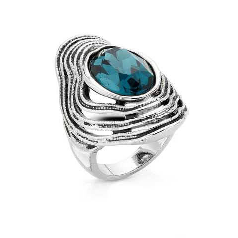 Moonlight Majesty Ring-Ring-Paula-7 Charming Sisters, LLC