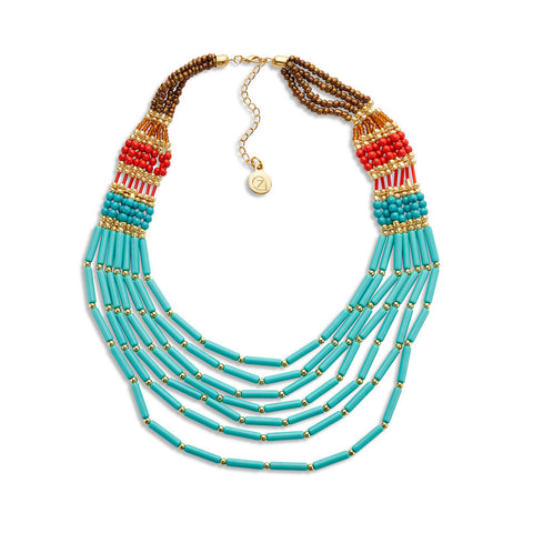Bombay Beauty Necklace - 7 Charming Sisters, LLC