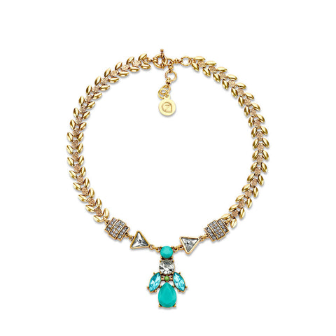 Caribbean Curtsy Necklace