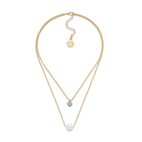 Inner Sparkle Necklace - 7 Charming Sisters, LLC