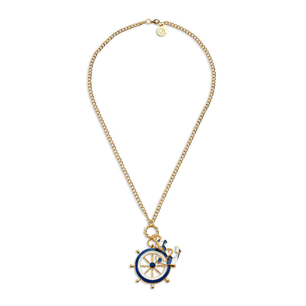 Life at Sea Necklace - 7 Charming Sisters, LLC