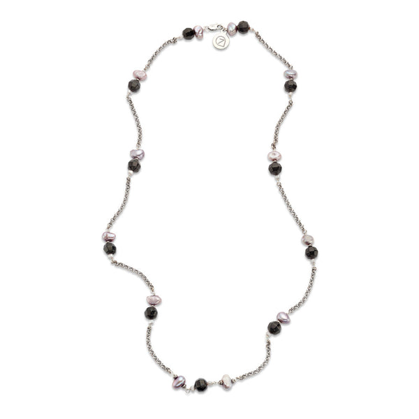 Midnight Aurora Necklace - 7 Charming Sisters, LLC