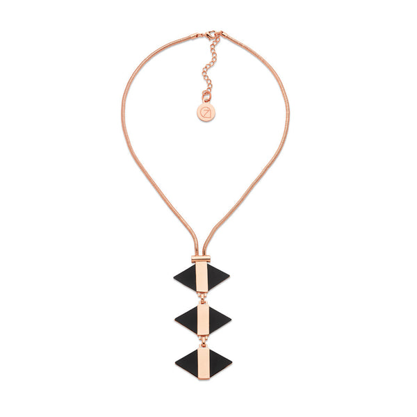 Werk it Necklace - 7 Charming Sisters, LLC