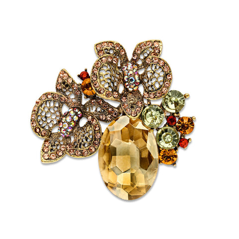 Orchard Harvest Brooch-brooches-General-7 Charming Sisters, LLC