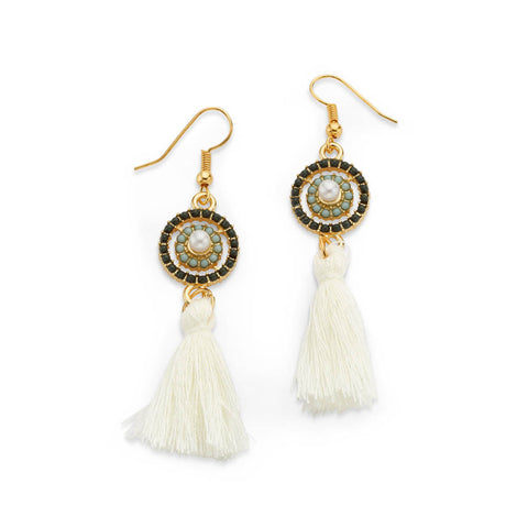 Polar Pomp n Circumstance Earrings-earrings-Paula-7 Charming Sisters, LLC