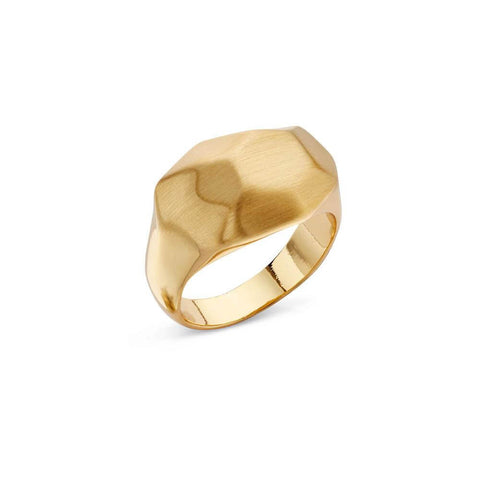 Cheap 14k Gold-Plated Ring | 7 Charming Sisters