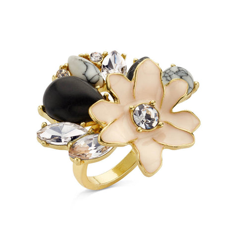 Blossom Line Ring - 7 Charming Sisters, LLC