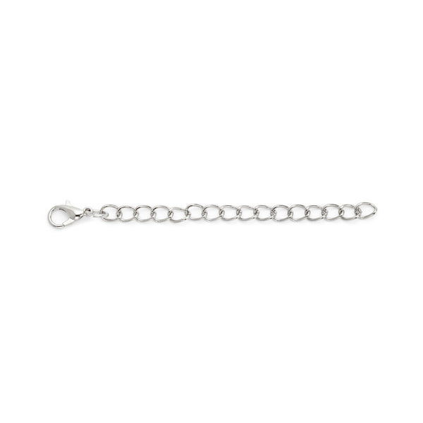Necklace Extender 4 Pack-Accessories-General-Silver-7 Charming Sisters, LLC