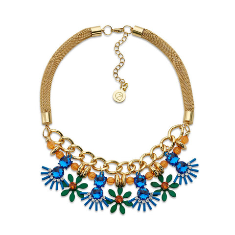 Start Your Week Off Chic Necklace