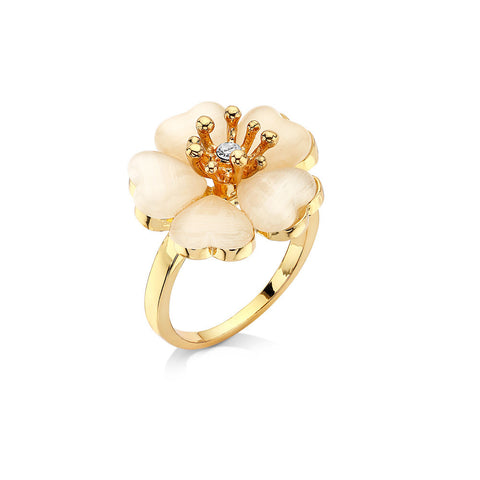 Stop and Smell the Rose Ring-Ring-Jessica-7 Charming Sisters, LLC