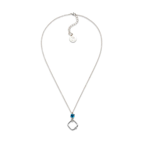 Stroke of Genius Necklace-Necklace-Paula-7 Charming Sisters, LLC