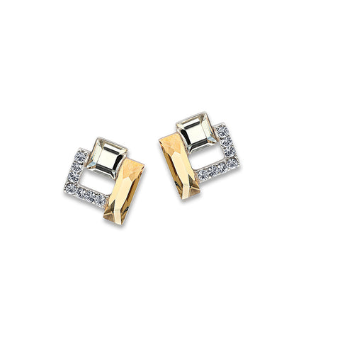 Style Squared Earrings-Earrings-Paula-7 Charming Sisters, LLC