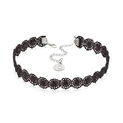 Best Black Lace Choker Necklace Cheap