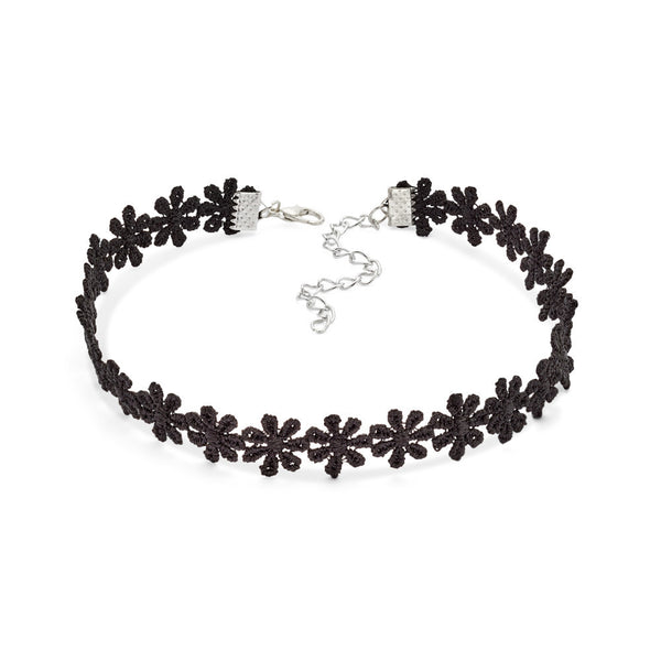 Lola Choker Necklace - 7 Charming Sisters, LLC