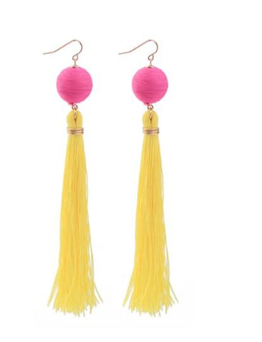 Party Crasher Earrings - 7 Charming Sisters, LLC