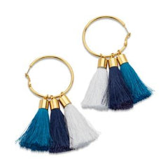 Out of the Blue Earrings
