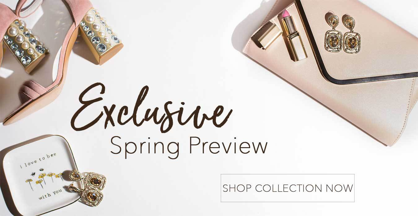 Spring Trend Collection Online Jewelry