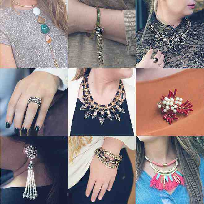 Fashion Jewelery Style Quiz Take the quiz & get the look