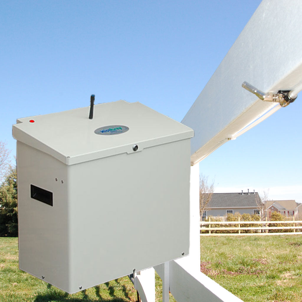 Automatic Mosquito Control System