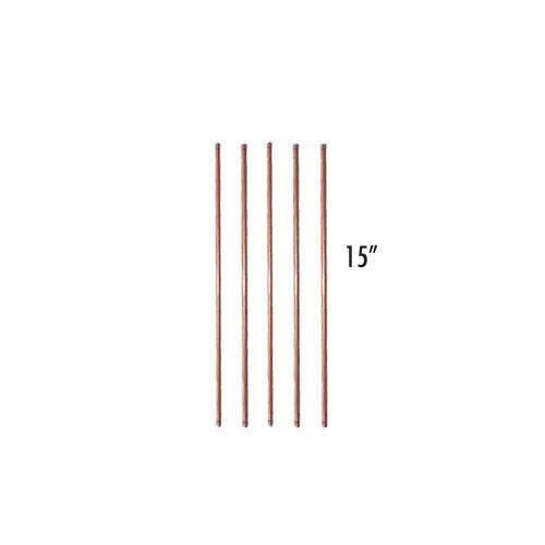 "do-it-yourself Replacement 15"" Copper TUBES (5 Pack)"