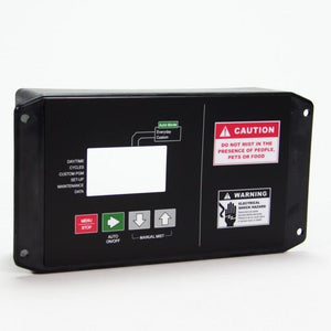 MistAway Repair Part - Controller Faceplate with Buttons-Automatic Mosquito Control
