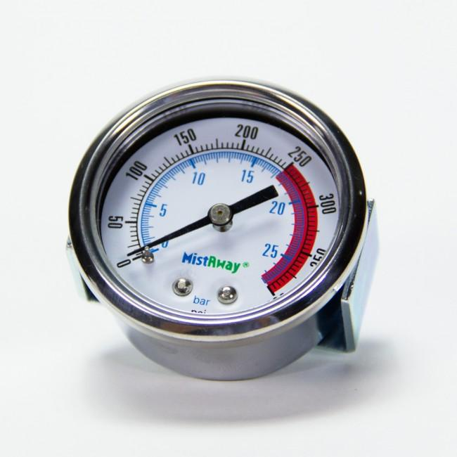 MistAway Repair Part - System Pressure Gauge-Automatic Mosquito Control