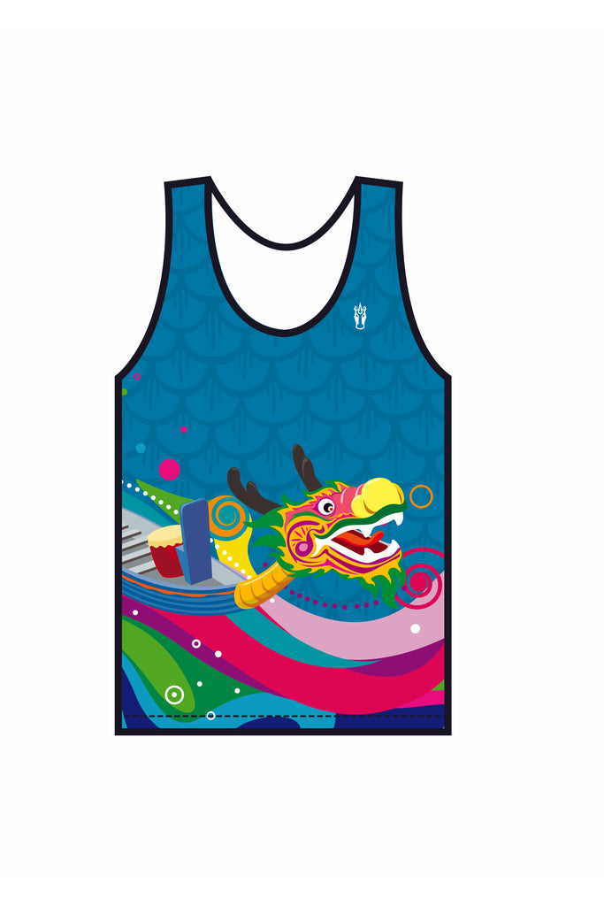 Dragon Boat: Men's Athletic Tank