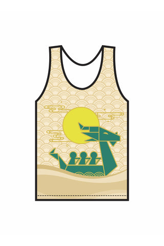 2018 Harrison-DBR Men's Athletic Tank Top