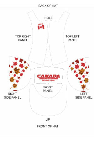 Team Canada Racing Hat
