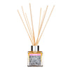 Luxury Diffuser with natural reeds and pure essential oils.  Scented with Lavender & Rose