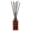 natural reed diffuser. a blend of 100% essential oils with a soy base.