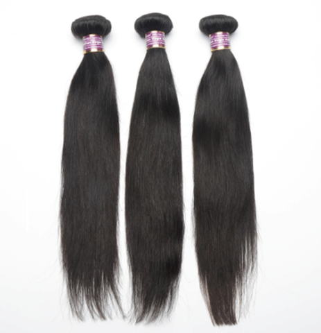 Straight - 3 Bundles