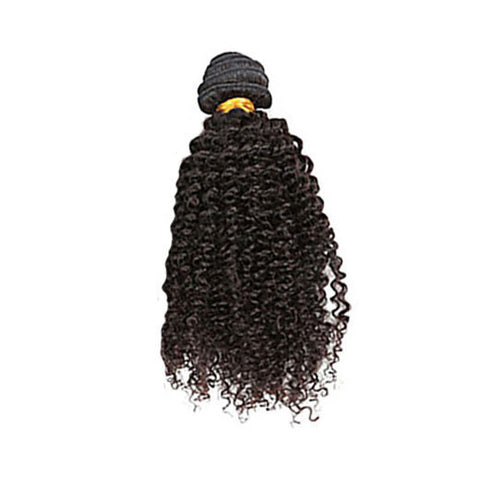 Mongolian Tight Kinky Curly - 4 Bundles
