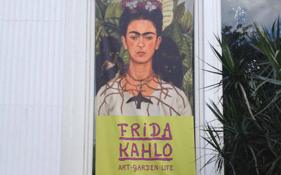 THE FRIDA KAHLO AT THE NEW YORK BOTANICAL GARDEN