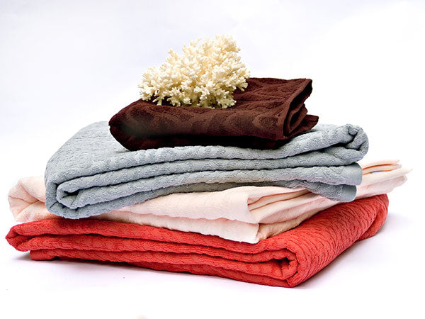 Affina bath towels