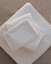 Affina Hexo Organic Cotton Towels
