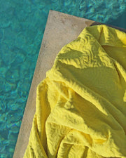 Affina Strigosa Organic Cotton Beach Towel